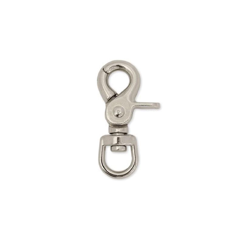 Trigger Snaphook Zinc Plated 12mm