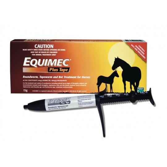 Equimec Plus Tape Wormer