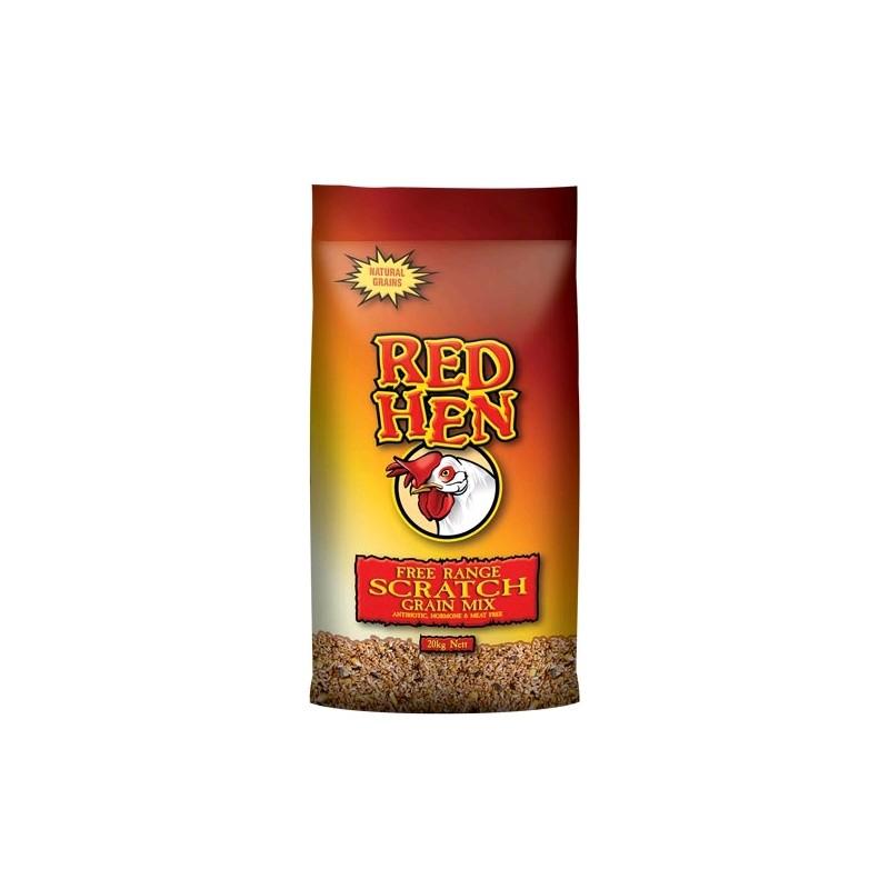 Red Hen Scratch 20kg
