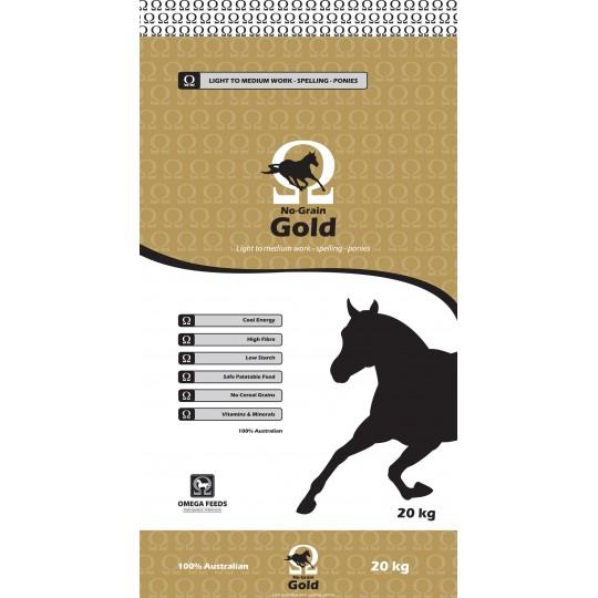 Omega No Grain Gold 20kg