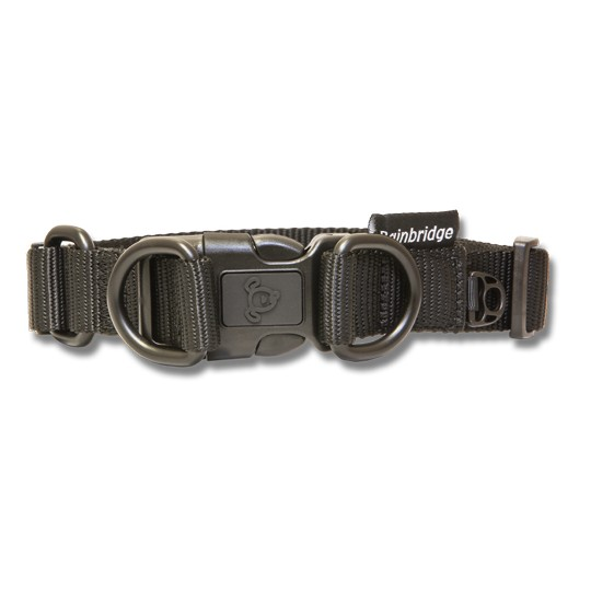Nylon Double Ring Dog Collar