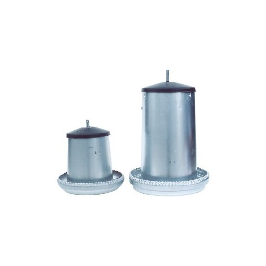 Poultry Feeder Galvanised