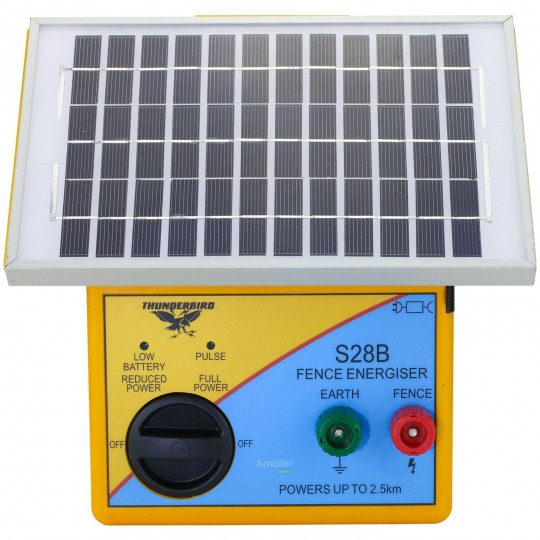 Thunderbird Solar Energiser S28B
