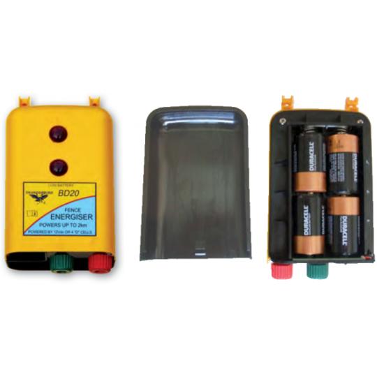 Thunderbird BD20 Battery Energiser