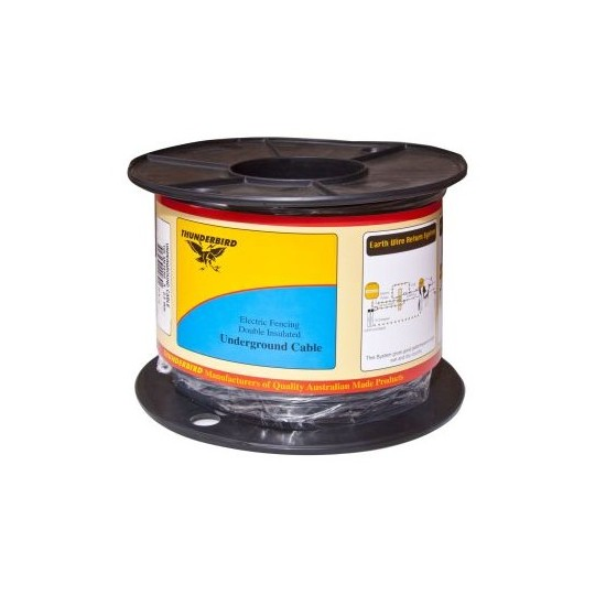 Thunderbird EF11A Underground Cable 50m x 2.5mm