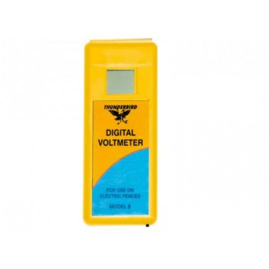 Thunderbird EF8 Digital Volt Meter