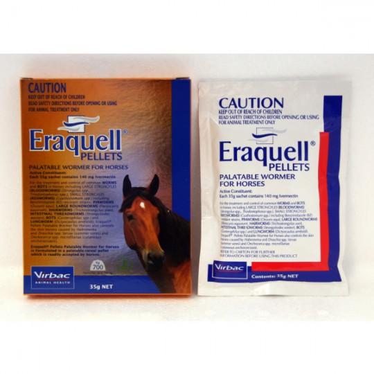 Eraquell Horse Worming Pellets 35g