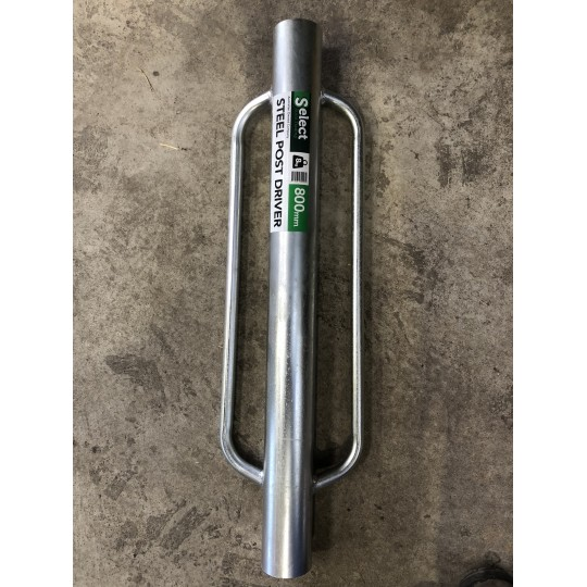 Steel Post Driver 800mm