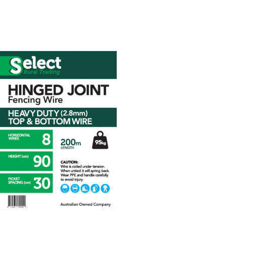 Hinge Joint 8/90/30 x 200m