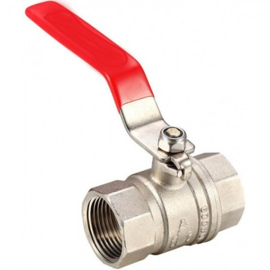Norma Brass Ball Valve