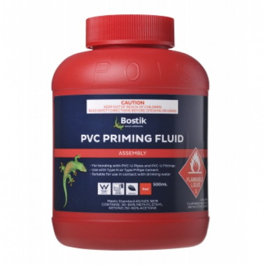 Bostik PVC Priming Fluid