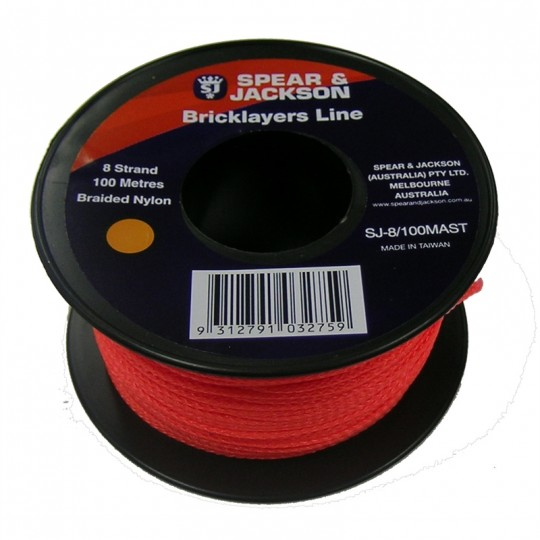 Spear & Jackson Bricklayers Line 100m