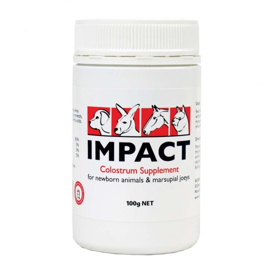 Impact Colostrum 100g